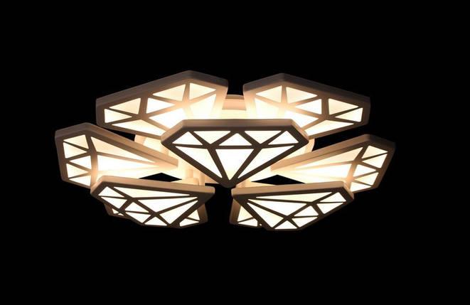 Светодиодная люстра с диммируемым пультом1801/6+3 Dimmer, фото 2