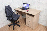 Офисный комплект (набор: сиденье + спинка), тк.Саржа (с гречневой шелухой)
