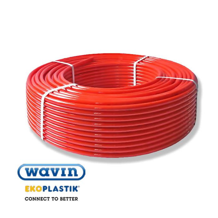 Труба для теплого пола Wavin Ekoplastik PE-Xc 16x2.0 мм с кислородным барьером EVOH