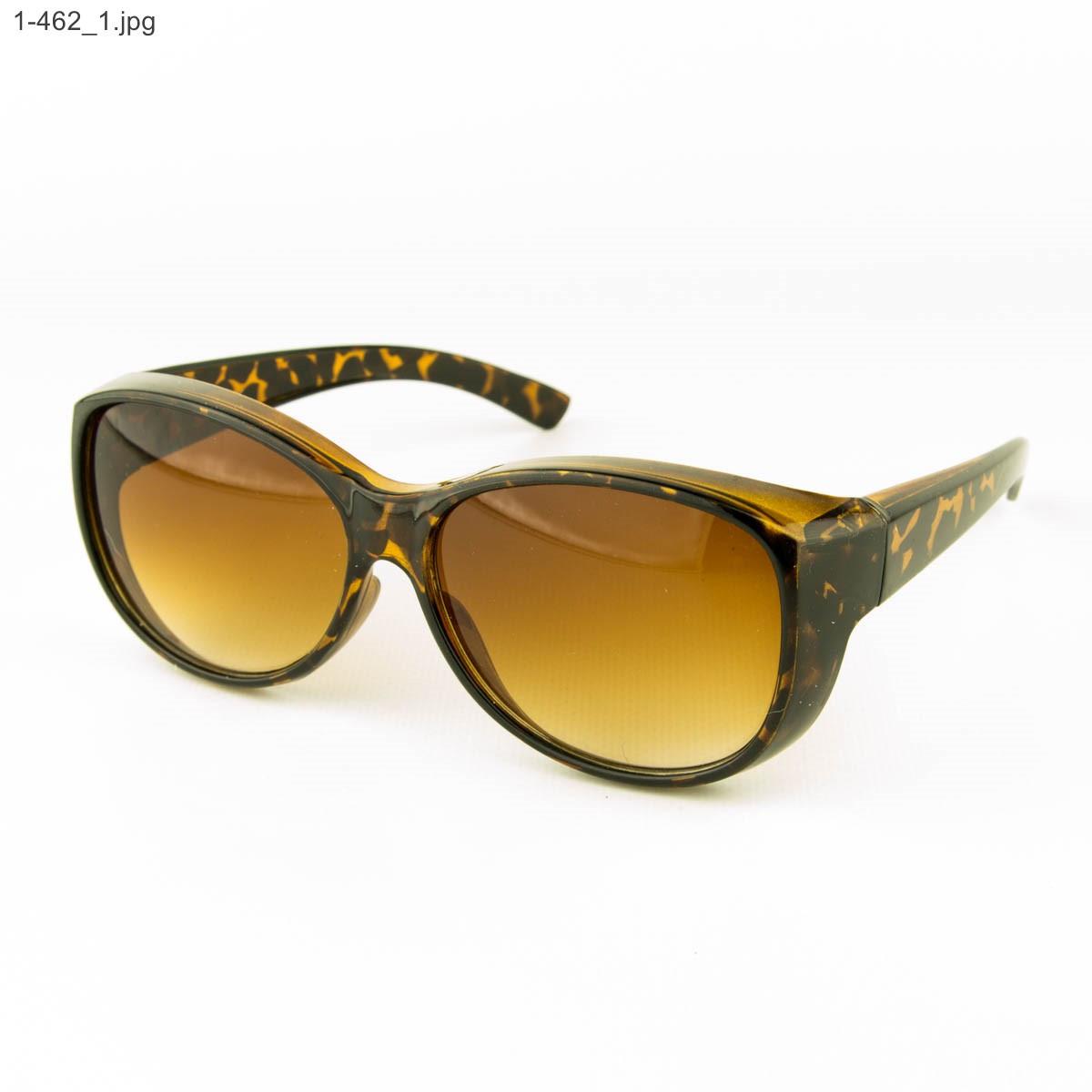 Молодежные солнцезащитные очки - Леопардовые - 1-462