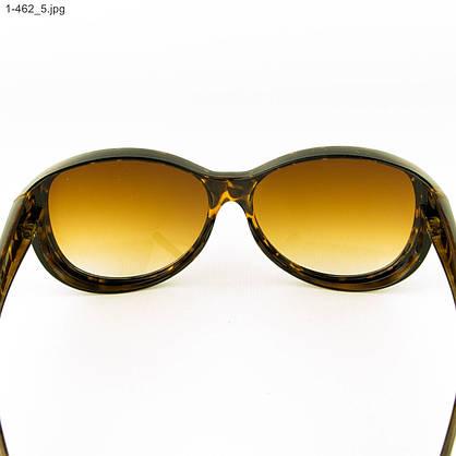 Молодежные солнцезащитные очки - Леопардовые - 1-462, фото 3