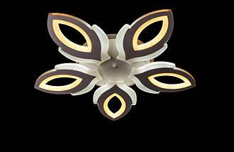 Светодиодная припотолочная люстра с диммером. Площадь освещения 12-18 кв.м1802/5 Dimmer, фото 3