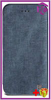 Чехол-книжка Remax Winter Series Case for iPhone 7 Blue