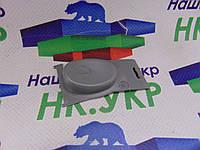 Кнопка сеть декоративная для мясорубки Zelmer 886.0012 757224, фото 1