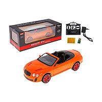 Автомобиль на радиоуправлении Bentley GT Supersport, 1:14 (в ассорт.) 2049 ТМ: MZ