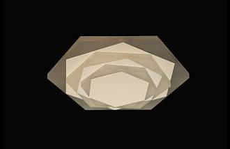 Светодиодный светильник накладной. 2165 BL, фото 2