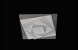 Светодиодный светильник накладной. 2166 BL, фото 3