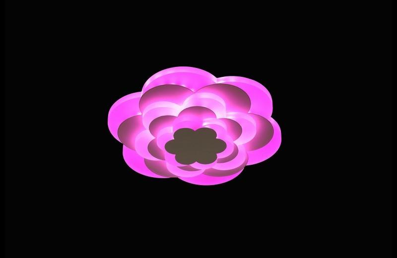 Светодиодный светильник накладной. 2169 PK