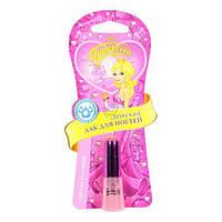 Лак для ногтей Принцесса светло-розовый, 8 мл  ТМ: Принцесса