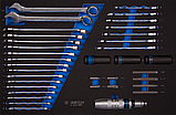 Набор инструментов  в тележке, 140 предмета, фото 4