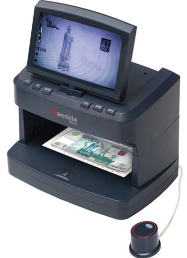 Детектор банкнот Cassida 2300