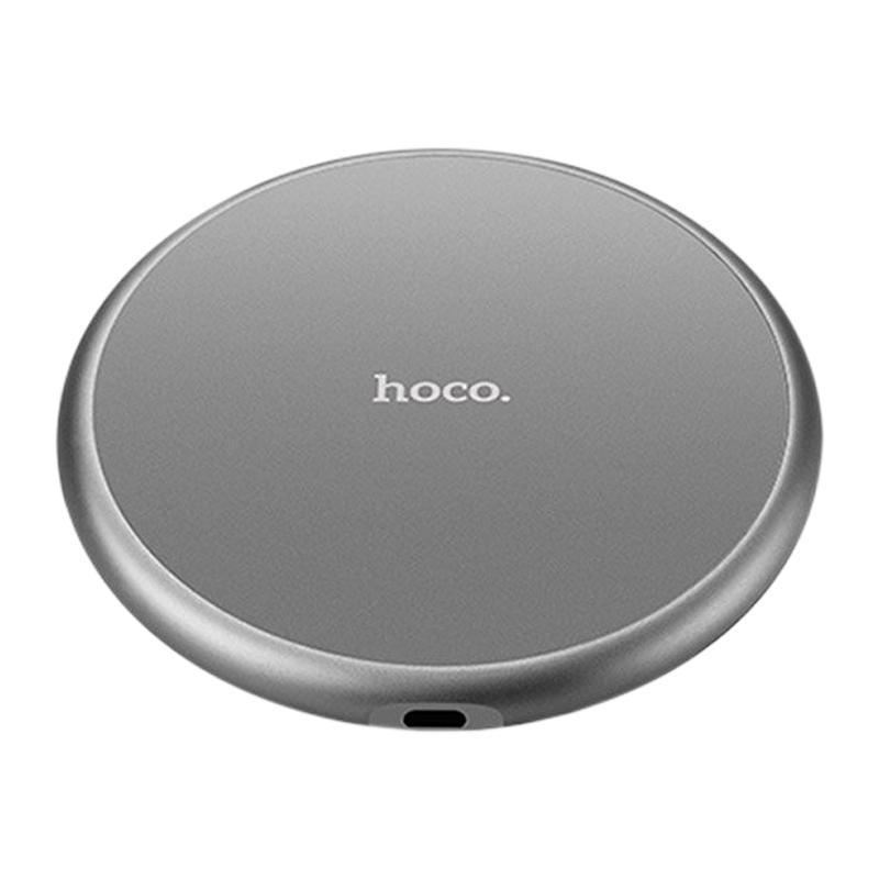 Беспроводное ЗУ Hoco CW3A Metal Grey