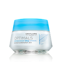 Дневной крем для нормальной/комбинированной кожи «Активный кислород» от Орифлейм