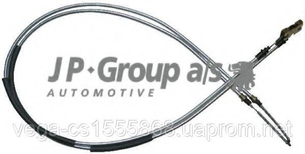 Трос ручного тормоза JP group 1570300300 на Ford Escort / Форд Эскорт