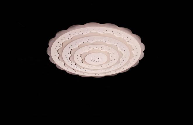 Светодиодная люстра с порежимным включением. 5119/500, фото 2