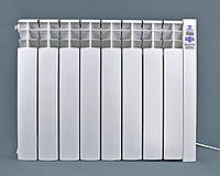 Электрический радиатор ОптиМакс STANDARD на 8 секций 960 Вт