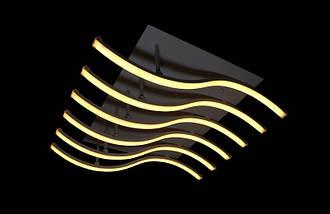 Светодиодная люстра. Площадь освещения 15 кв.м5159/6WH, фото 3