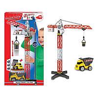 Строительный кран Dickie Toys 67 см 3463337 ТМ: Dickie Toys