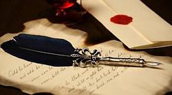 Перьевая ручка: хороший подарок
