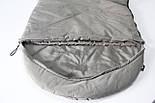 Туристический спальник, спальный мешок летний (+1/+14) для похода, для теплой погоды!, фото 3