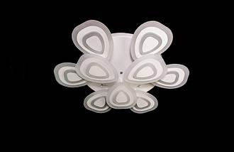 Светодиодная припотолочная люстра с диммером. Площадь освещения 16-22 кв.м5567-6+3 Dimmer, фото 2