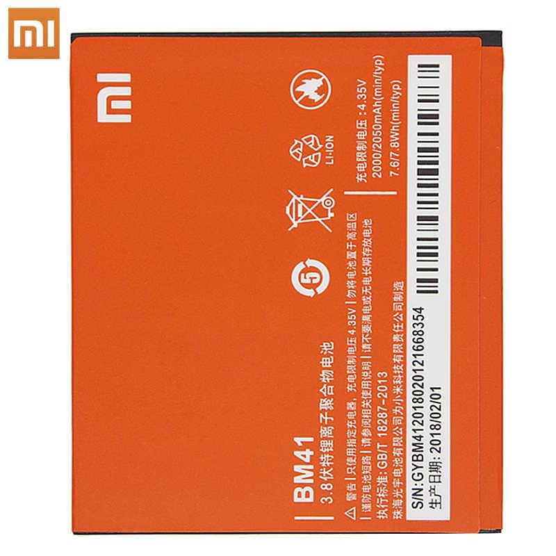 Акумулятор BM41 для Xiaomi Red Rice 1S,  2000 мАг