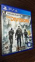 Игра для Playstation 4 Tom Clancy's The Division (PS4)