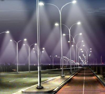 Кронштейны уличного освещения