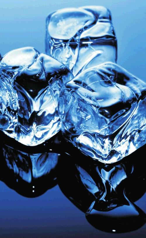 Газ. колонка MATRIX Blue ice (Лід)