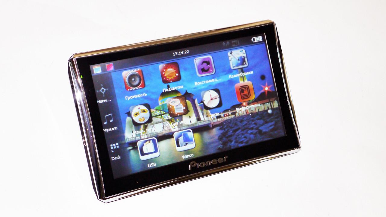 GPS навигатор 7 дюймов 716 8GB DDR 256 mb