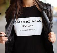 "Футболка женская ""Balenciaga"", баленсиага"