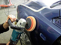 Полировка авто, нанесение защитных покрытий, керамика