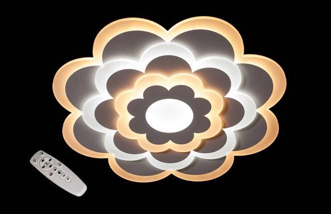 Светодиодная люстра с порежимным включением. 6000-550 Dimmer, фото 2