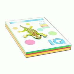 Набір кольорового паперу інтенсив, А4, (5 кольорів по 50 аркушів)
