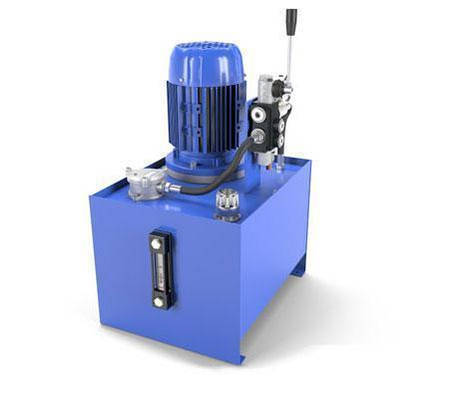 Маслостанция гидравлическая  (250 бар, 5 л/мин, 3 кВт), фото 2