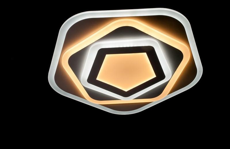 Светодиодная люстра с порежимным включением. 6056-500 Dimmer