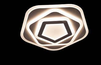Светодиодная люстра с порежимным включением. 6056-500 Dimmer, фото 2