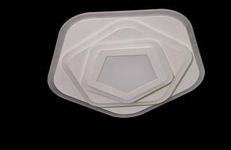 Светодиодная люстра с порежимным включением. 6056-500 Dimmer, фото 3