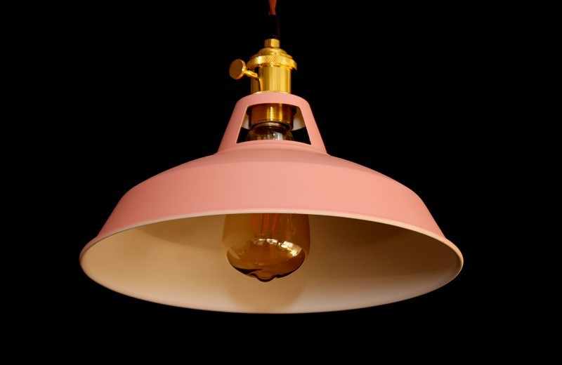 Люстра подвесная6609-Pink