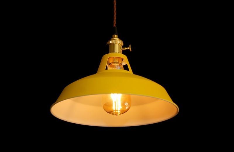 Люстра подвесная6609-Yellow