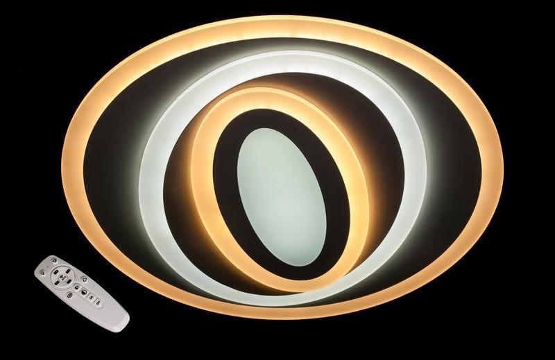 Светодиодная люстра с порежимным включением. 6656-500 Dimmer