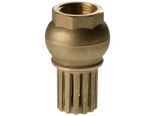 """Обратный клапан 1"""" с фильтром грубой очистки REMER"""