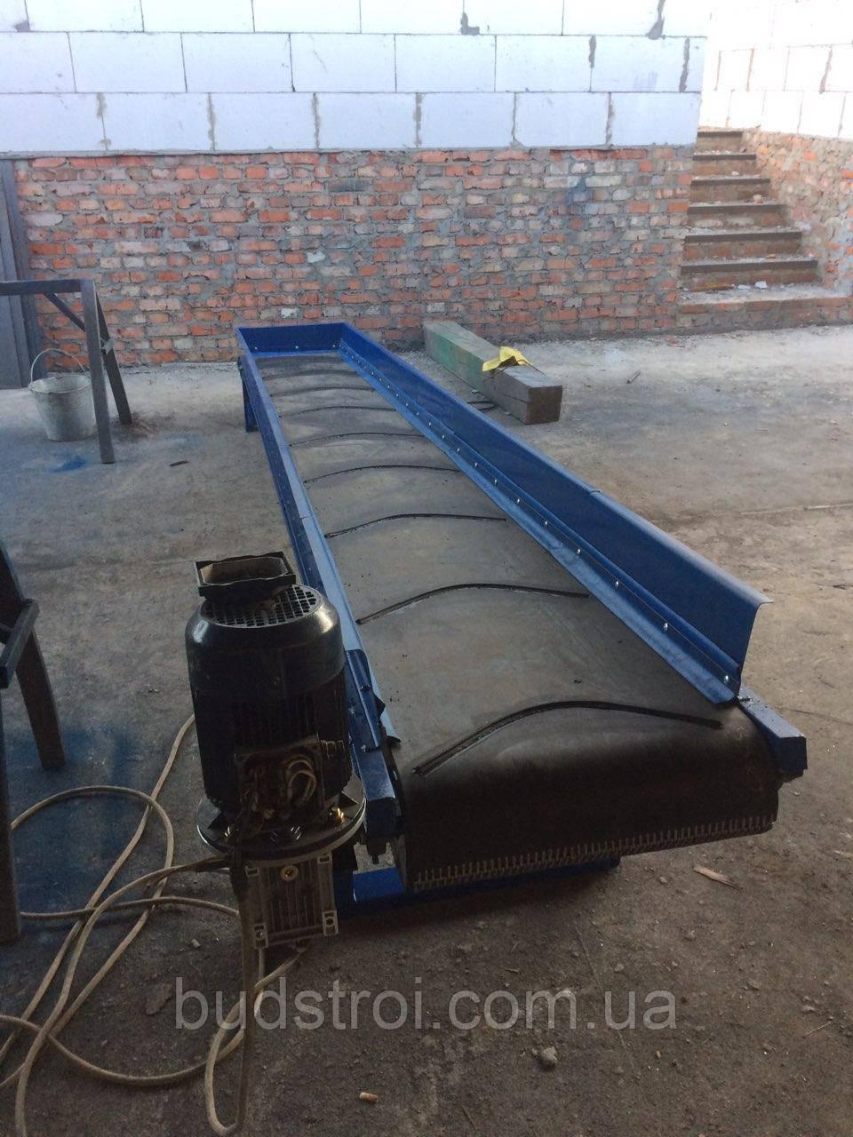 Конвейер транспортер ленточный купить скребковый транспортер у