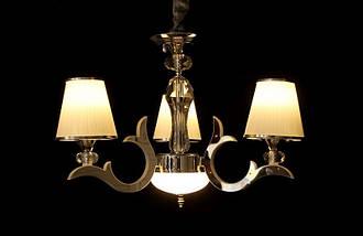 Современная люстра в классическом стиле 8329/3, фото 2