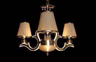 Современная люстра в классическом стиле 8329/3, фото 3