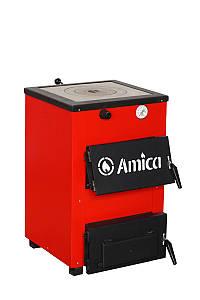 Твердотопливный котел Amica Optima 14 P