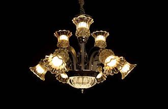 Современная люстра в классическом стиле 8337/6+3 CR, фото 3