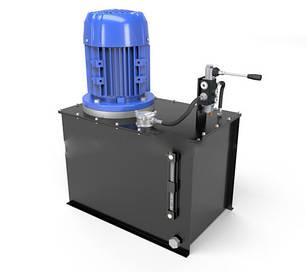 Маслостанция гидравлическая (250 бар, 10 л/мин, 5,5 кВт), фото 2