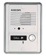 Вызывная панель для аудиодомофона Kocom MS-2D