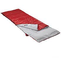 Спальный мешок красный